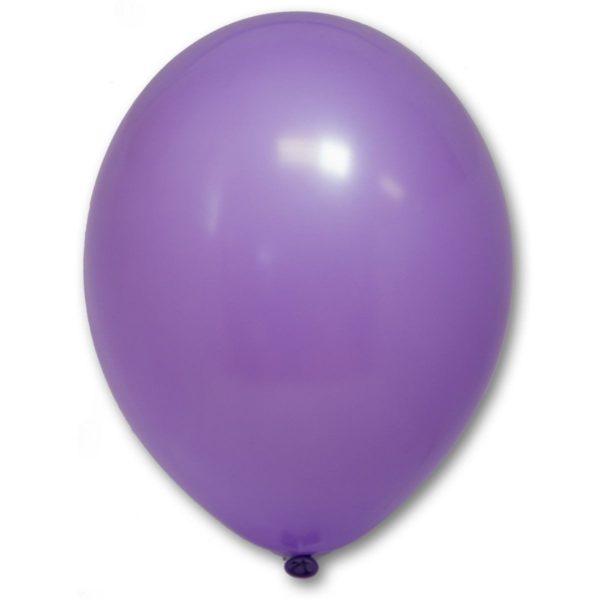 Латексный шар пастель лавандовый