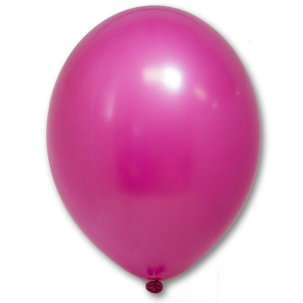 Латексный шар пастель розовый