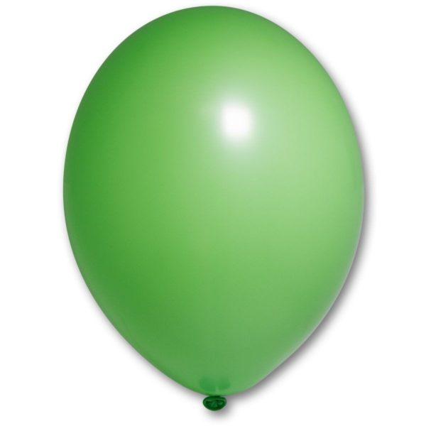 Латексный шар пастель лайм
