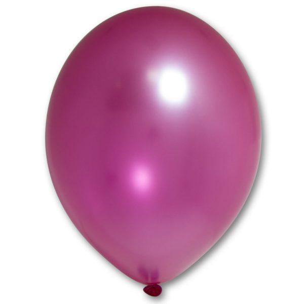 Латексный шар 12″ малиновый