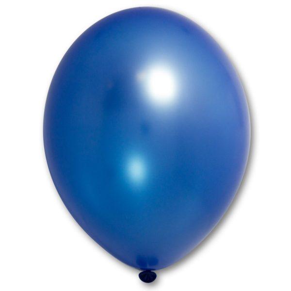 Латексный шар 12″ синий
