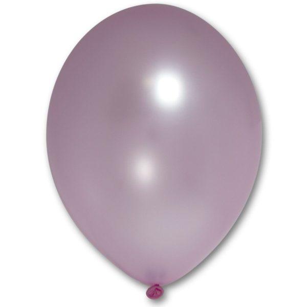Латексный шар светло-розовый