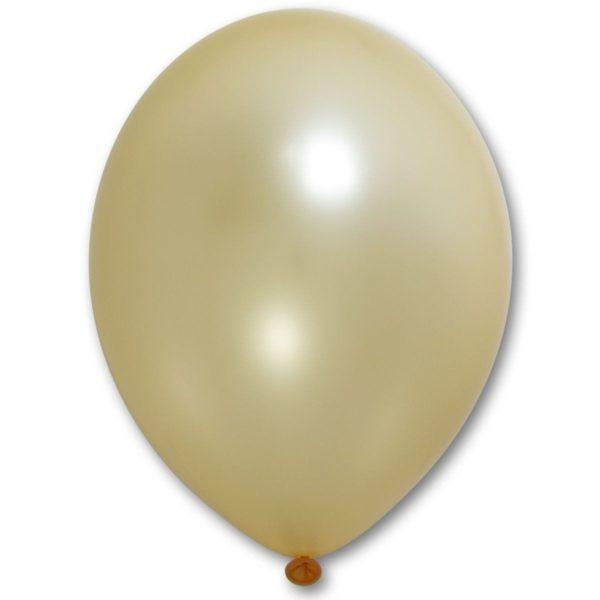 Латексный шар персиковый
