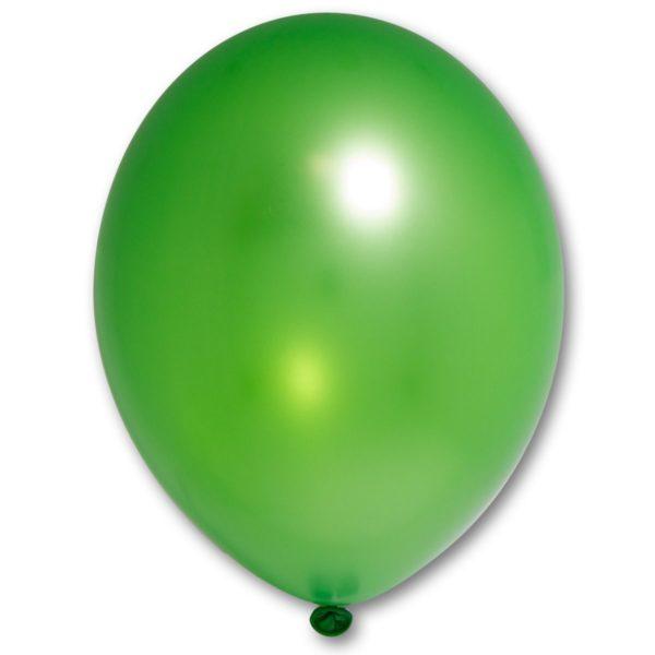 Латексный шар зеленый