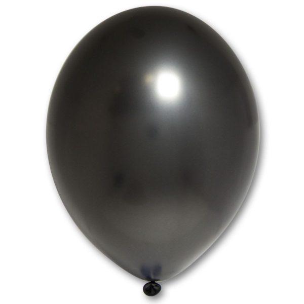 Латексный шар черный