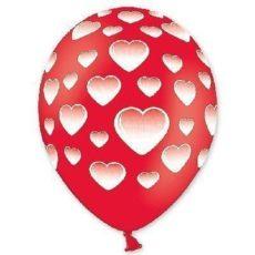 Латексный шар 14″ сердца