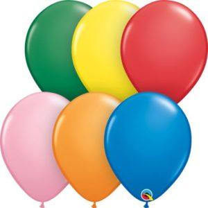 Латексные шарики Qualatex 11