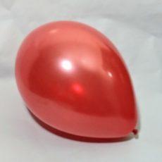 Латексный шар 11″ металлик рубин pearl ruby red
