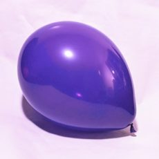 Латексный шар 11″ пастель фиолетовый purple violet