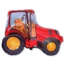 Фольгированный шар трактор