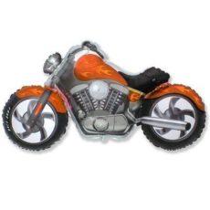 Фольгированный шар мотоцикл
