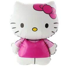Фольгированный шар котенок китти