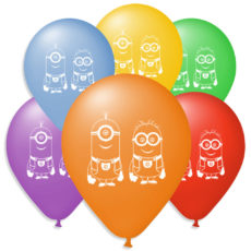 Воздушные шарики Миньёны