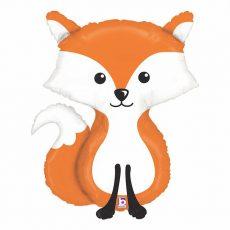 Фольгированный шар лисичка